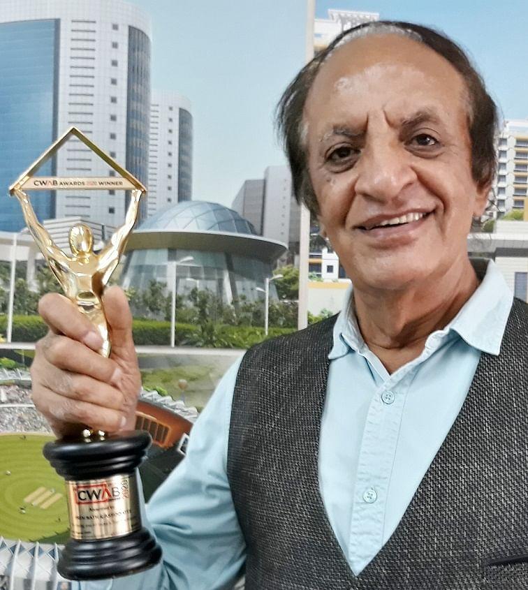 Ar. Prem Nath wins CWAB India's Top Architect Award 2020