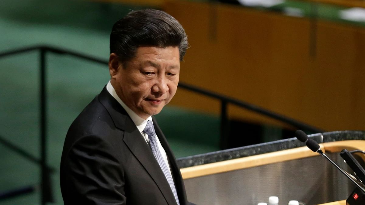 "Beijing has ""no intention to fight either a cold war or a hot one with any country"""