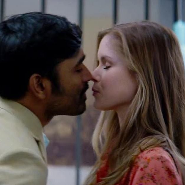 The Boy who kissed a Supe: When Dhanush locked lips with 'The Boys' Starlight actress Erin Moriarty in a Hollywood film