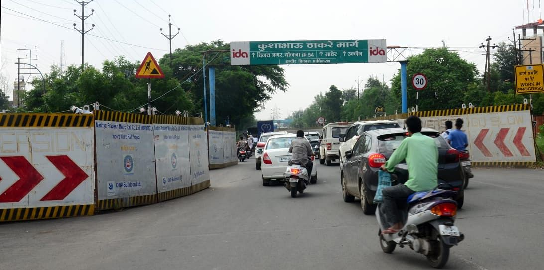 Indore: Metro; still a distant dream, work likely to restart after 45 days