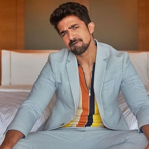 He is the complete opposite of what I am: Saqib Saleem on playing cricketer Mohinder Amarnath in '83