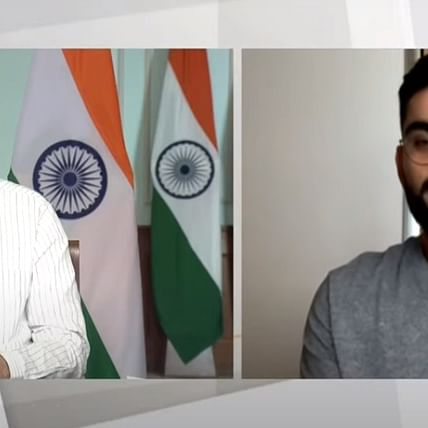 Watch: PM Modi reminds Virat Kohli of his first love - chole bhature
