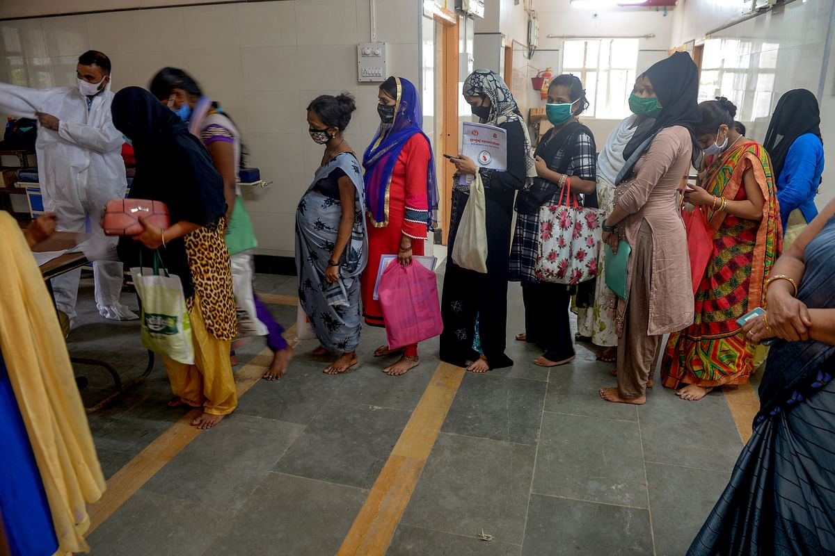 COVID-19 in Maharashtra: State sees dip in daily cases