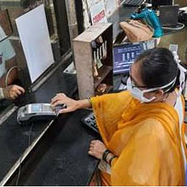Western Railway provides a thrust to digital mode of payments & transactions