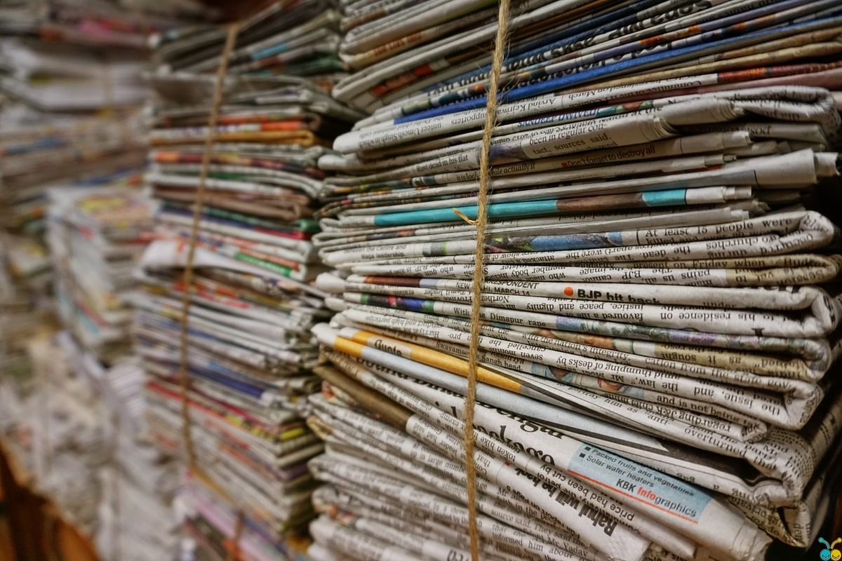 Print media most credible source of news: Survey