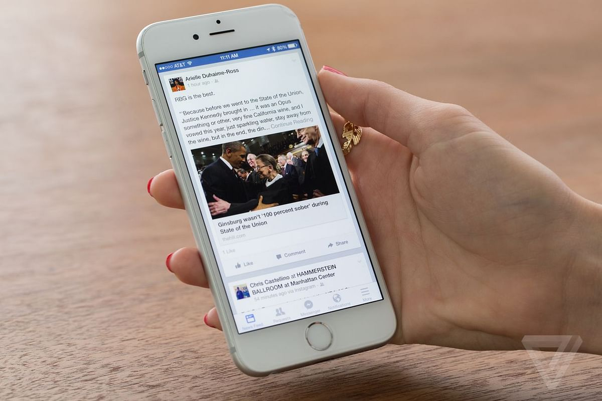 Study finds 'Liking' an article online may mean less time spent reading it