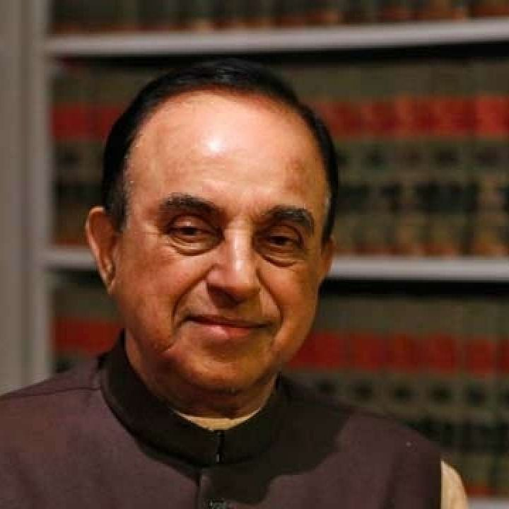 Swamy basks after Adani report, mocks BJP IT cell's 'fake ID specialists'