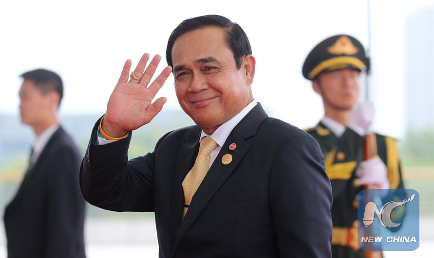 Thai PM dismisses possibility of Pheu Thai Party as new partner of coalition govt