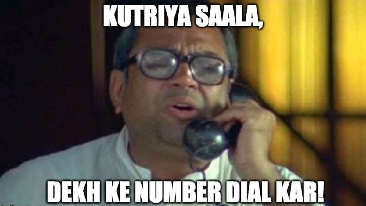 Paresh Rawal becomes NSD Chairman: Check out the best memes featuring Babu Bhaiya