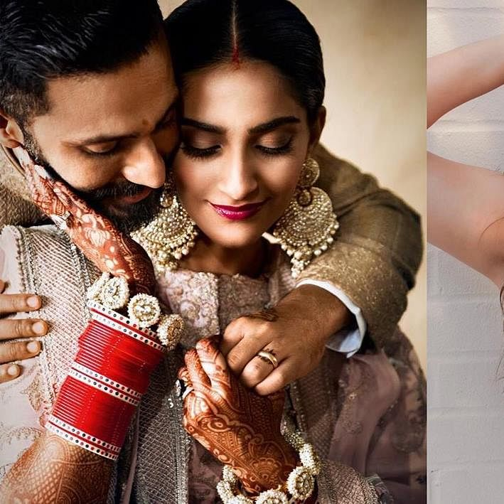 Sonam slams Indian-American blogger for calling her husband Anand 'ugliest'; latter says account hacked