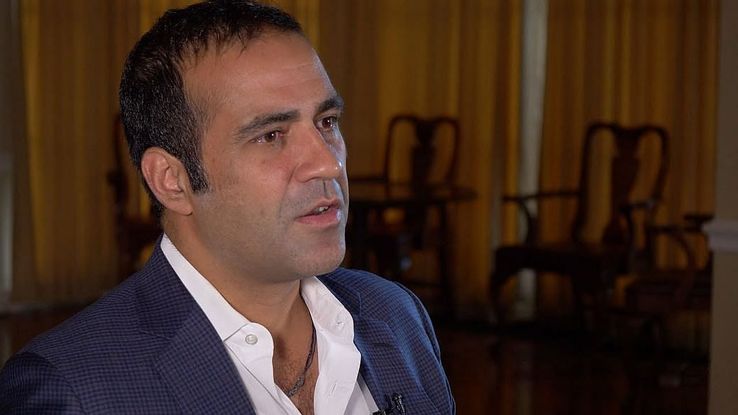 Twitter user asked why Aatish Taseer is ashamed of his Pak roots, here is how the author responded