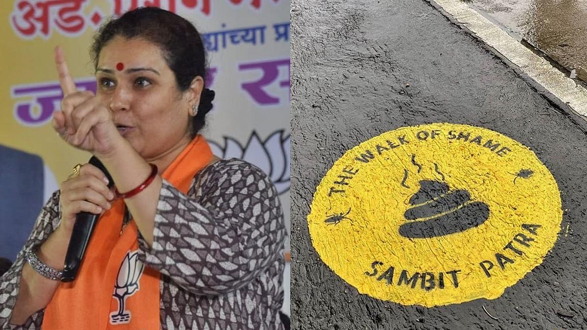'Shameful slander campaign': Priti Gandhi slams Mumbai's 'Walk of Shame' targeting Kangana Ranaut, Sambit Patra