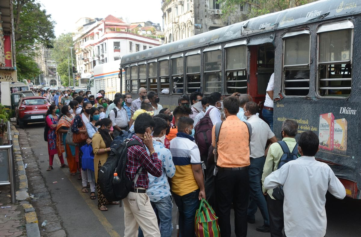 Mumbai's means of transport: It's time to make the right move
