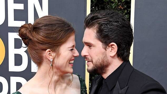 'Game of Thrones' stars Rose Leslie, Kit Harington expecting their first child
