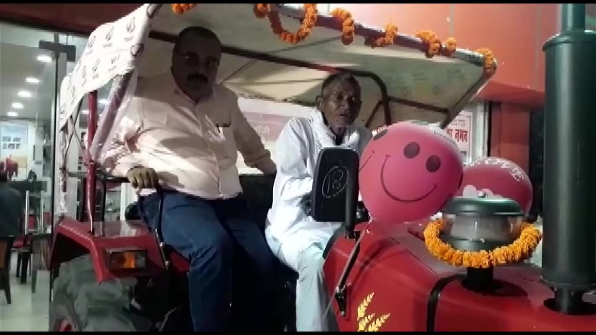 Man who carved out 3-km tunnel in Bihar's Gaya gets his wish fulfilled, thanks to Anand Mahindra