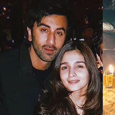 Alia Bhatt wishes beau Ranbir Kapoor on 38th birthday; Kareena and Karisma share throwback pics