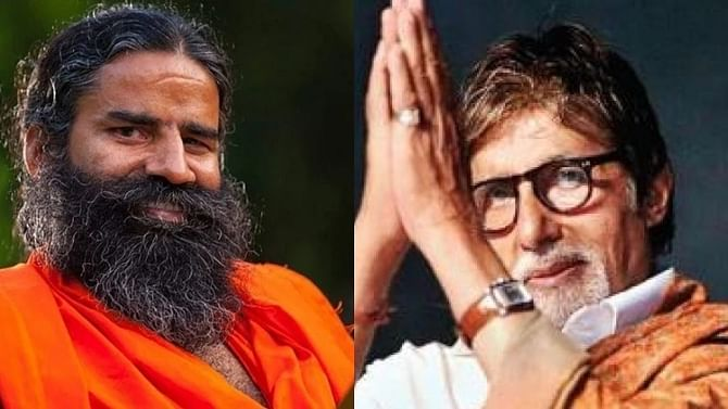 Amid NCB probe in Bollywood drug nexus, Baba Ramdev asks Khans, Amitabh Bachchan, Akshay Kumar to speak up