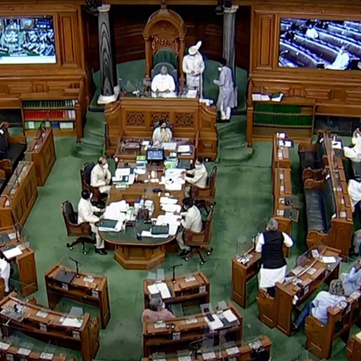 Parliament monsoon session: Lok Sabha adjourned till 3 pm today after marathon midnight proceedings