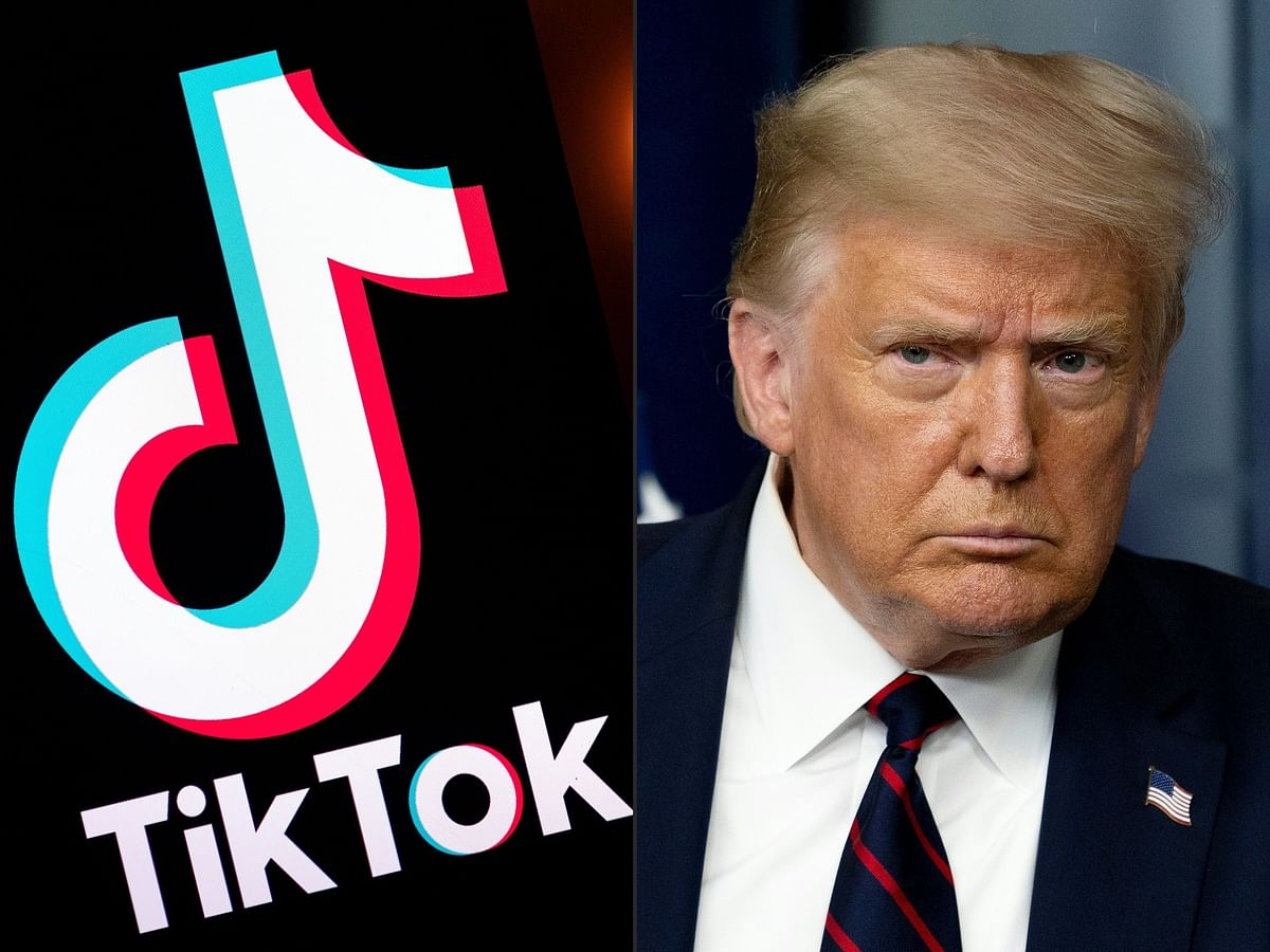 TikTok: US federal judge halts Trump's ban on downloads