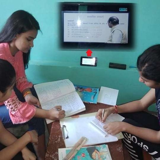 Madhya Pradesh: Classes for students of 9-12 to start via Doordarshan from today