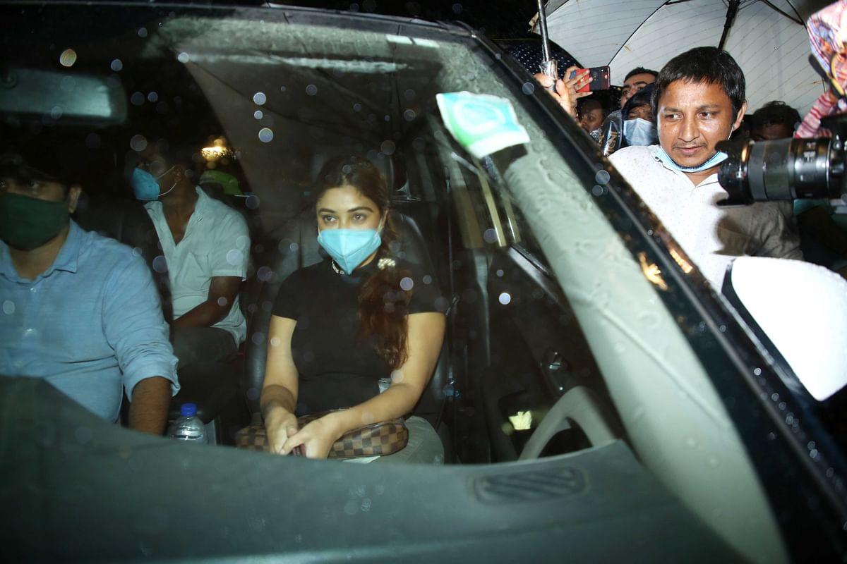 Actress Payal Ghosh files rape plaint against Anurag Kashyap