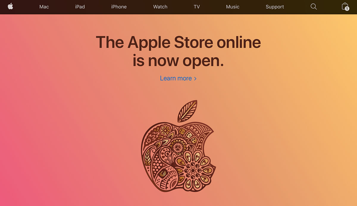 Apple Store India goes live: Is Apple calculating conversion rate of USD 1 equals to Rs 100?