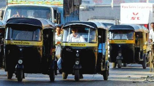 Mumbai's autos have a field day in city after Unlock 4.0