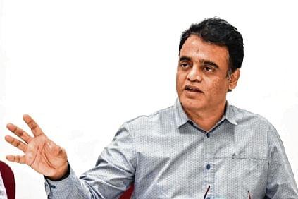Karnataka Deputy Chief Minister tests Covid-19 positive