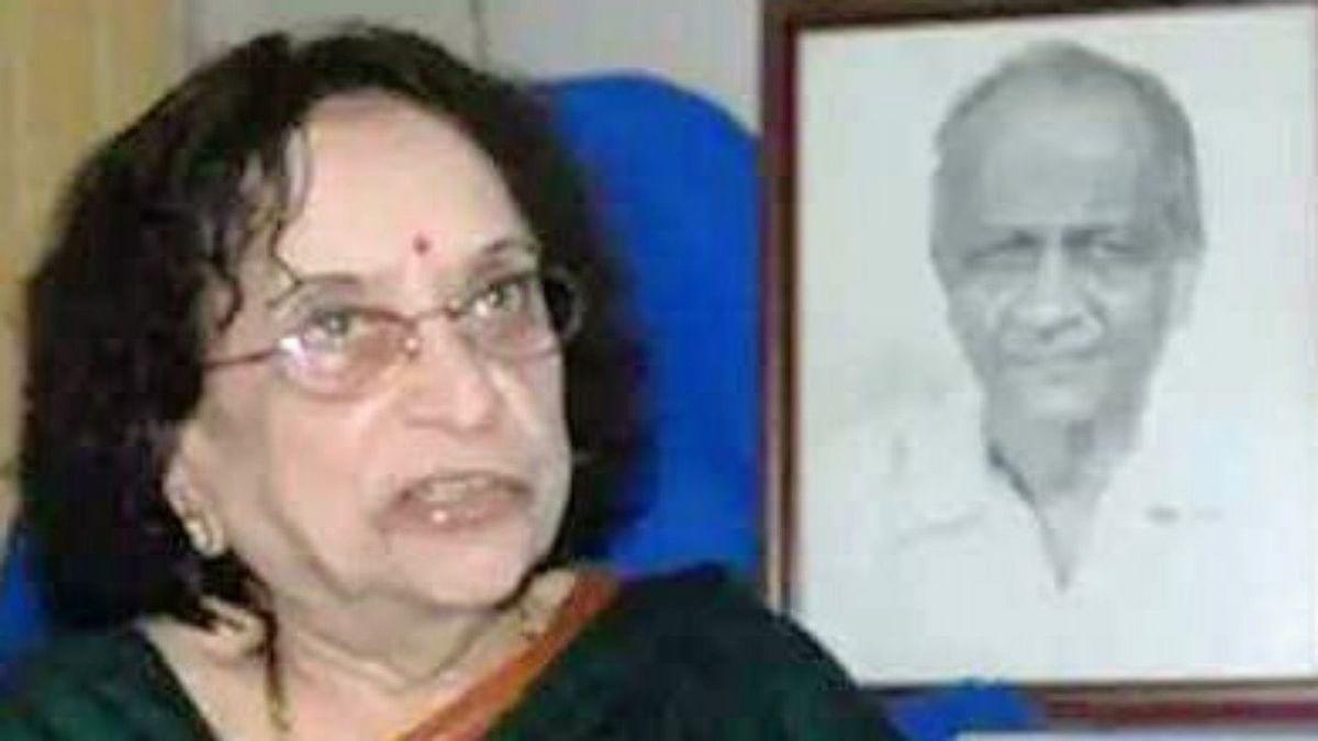 Obituary: Roza Deshpande - A Communist by choice