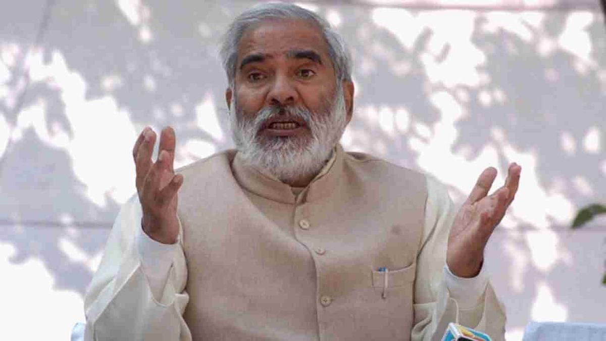 Bihar: Raghuvansh Prasad Singh quits RJD from ICU bed