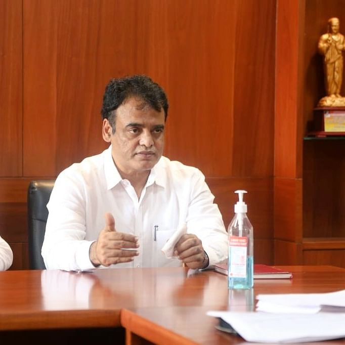 Karnataka Deputy Chief Minister Ashwath Narayan tests positive for COVID-19