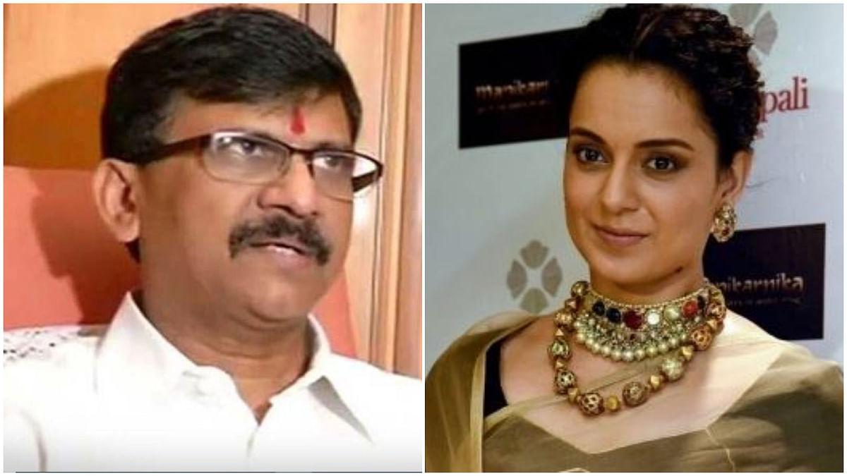 Bombay HC asks Sanjay Raut to reply to Kangana's plea over Mumbai office demolition