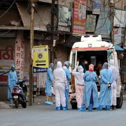 Indore Coronavirus Analysis: It's everywhere; Ward 57 has highest, Ward 51 lowest number
