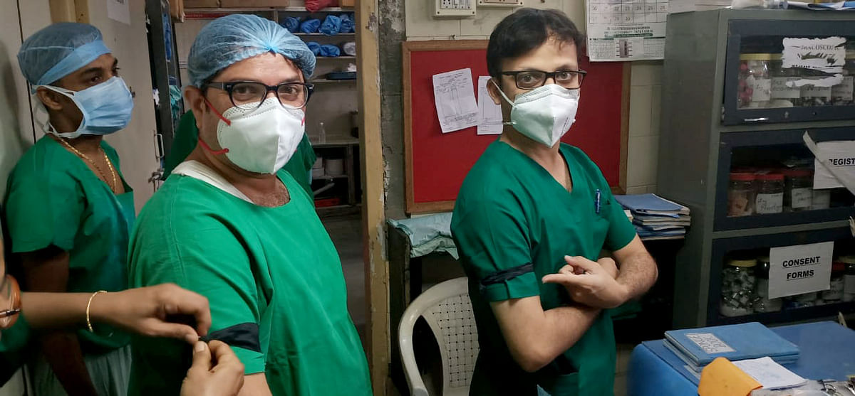 Quarantine period for BrihanMumbai Municipal Corporation doctors down to one day
