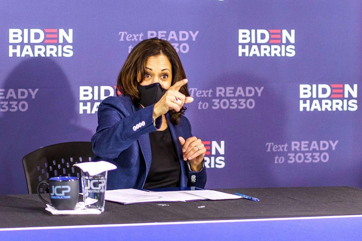 POTUS slams anti-vaccine rhetoric by Biden & Harris
