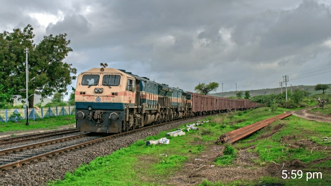 Central Railway transports 25.46 mn tonne freight through 4.85 lakh wagons during the lockdown and unlock period