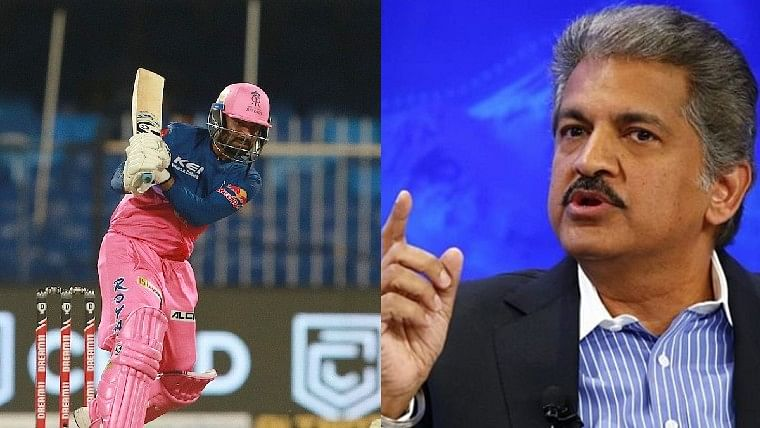 IPL 2020: Anand Mahindra lists 'lessons for life' from RR vs KXIP thriller