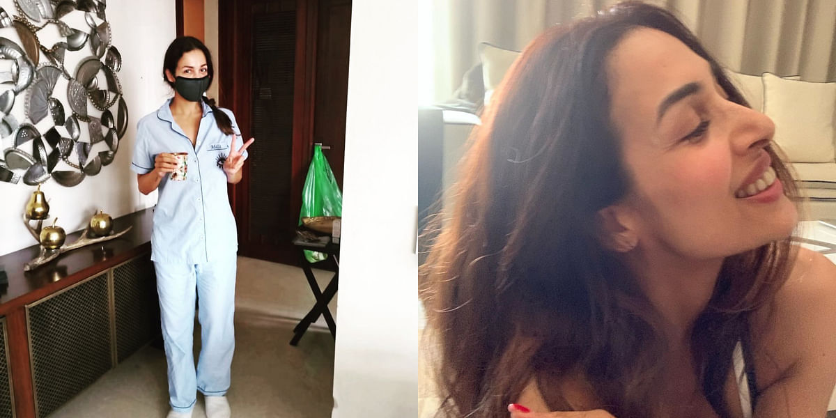 'Feels like an outing in itself': Malaika Arora as she steps out of quarantine