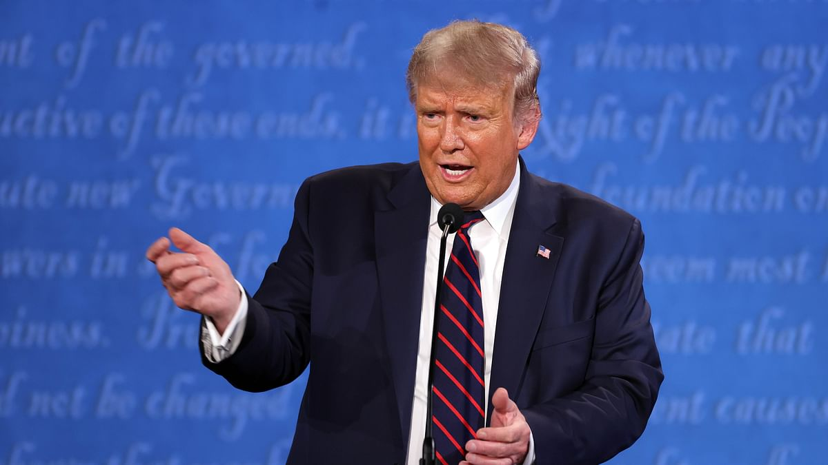 US-India Dosti? Trump calls India a 'polluter', claims it hid COVID-19 deaths during Presidential debate