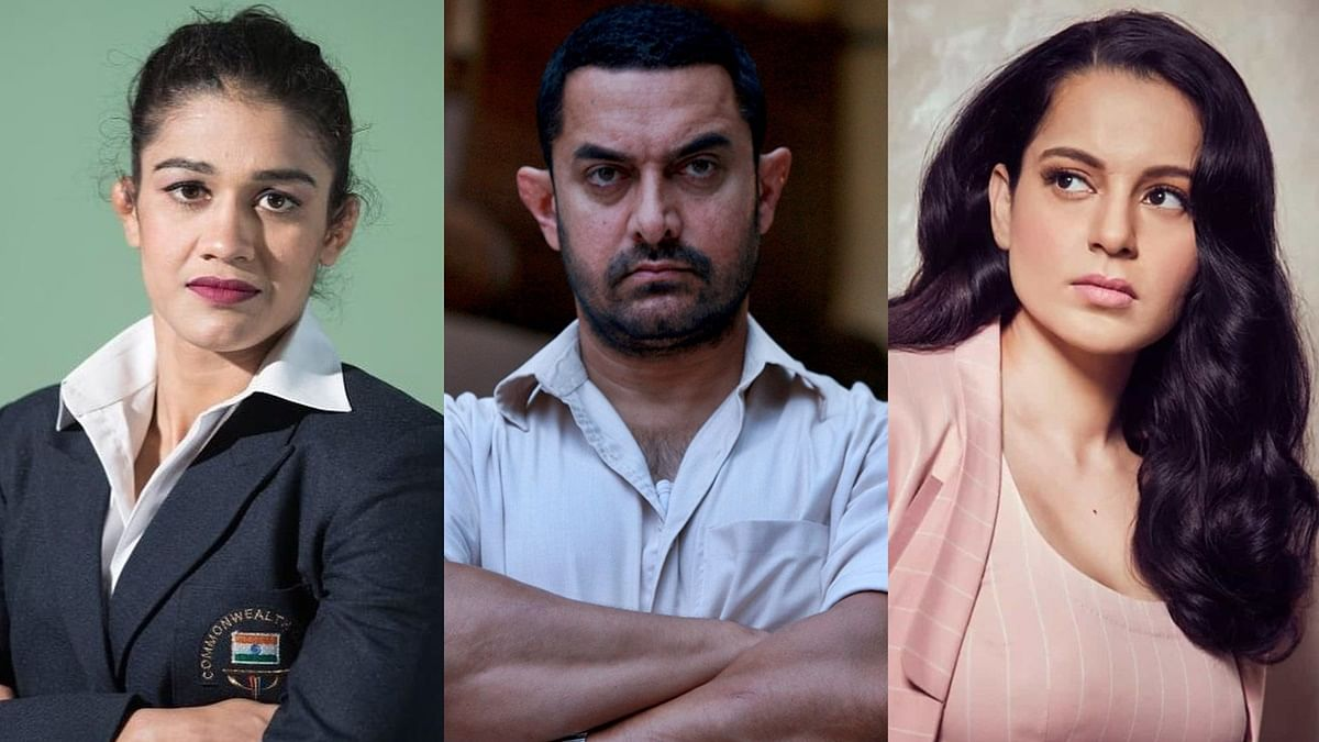 'Why is award wapsi gang of Bollywood silent': Babita Phogat lashes out at Aamir Khan for staying mum on Kangana vs Uddhav