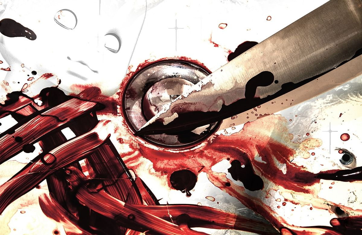 Nagpur teenager kills man with scissor, held