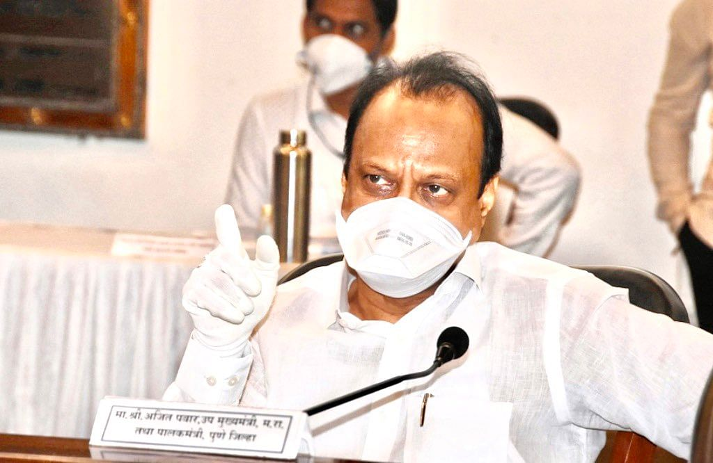 Maha Vikas Aghadi partners to find a way out on renaming of Aurangabad as Sambhaji Nagar, says Deputy Chief Minister Ajit Pawar