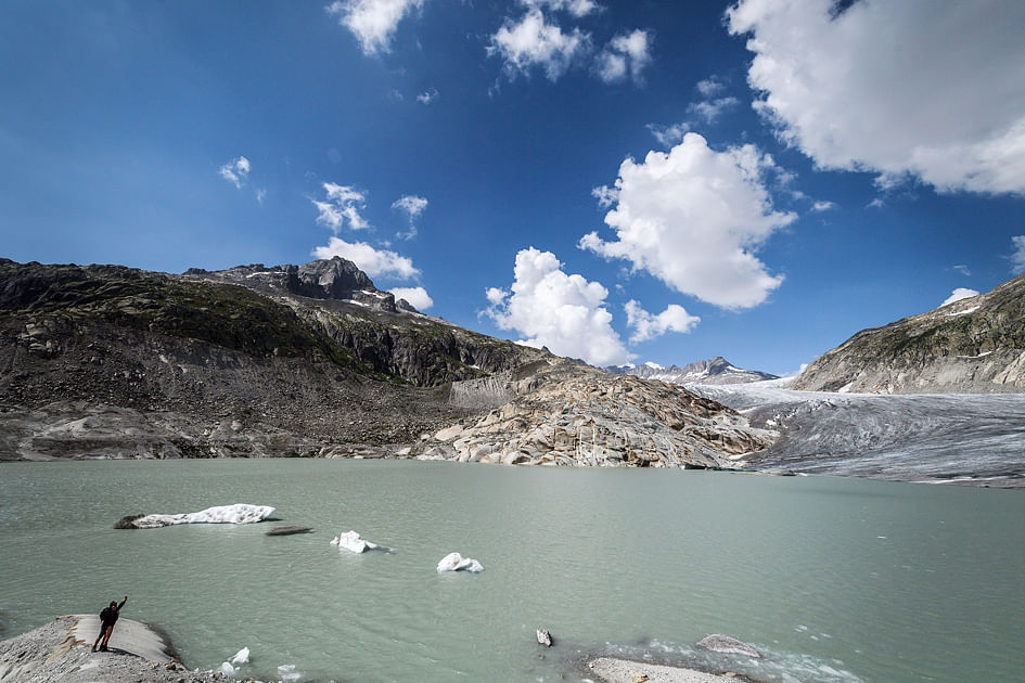 Glacial lakes worldwide expanding fast since 1990: Study