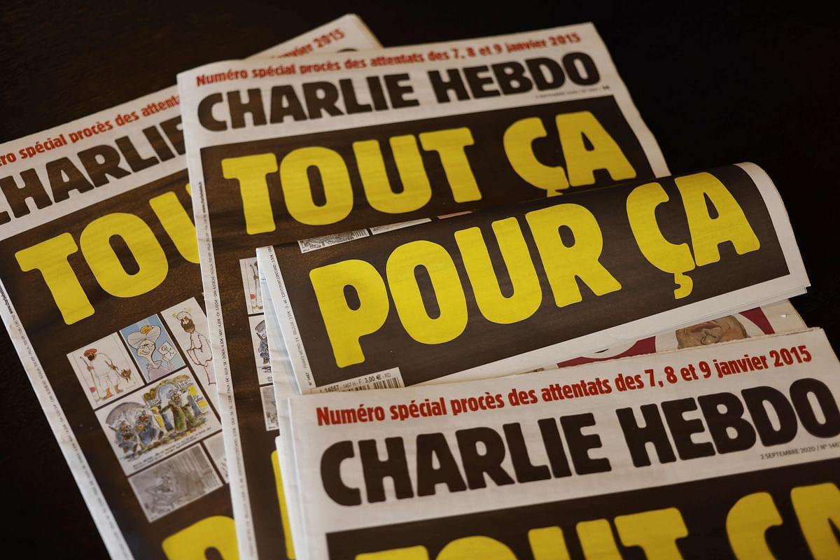 Charlie Hebdo terror trial begins