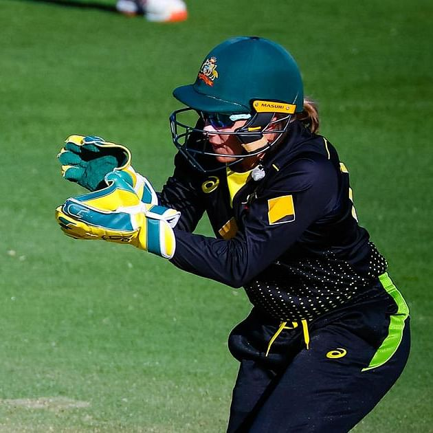 Australia's Alyssa Healy goes past this MS Dhoni record in T20Is
