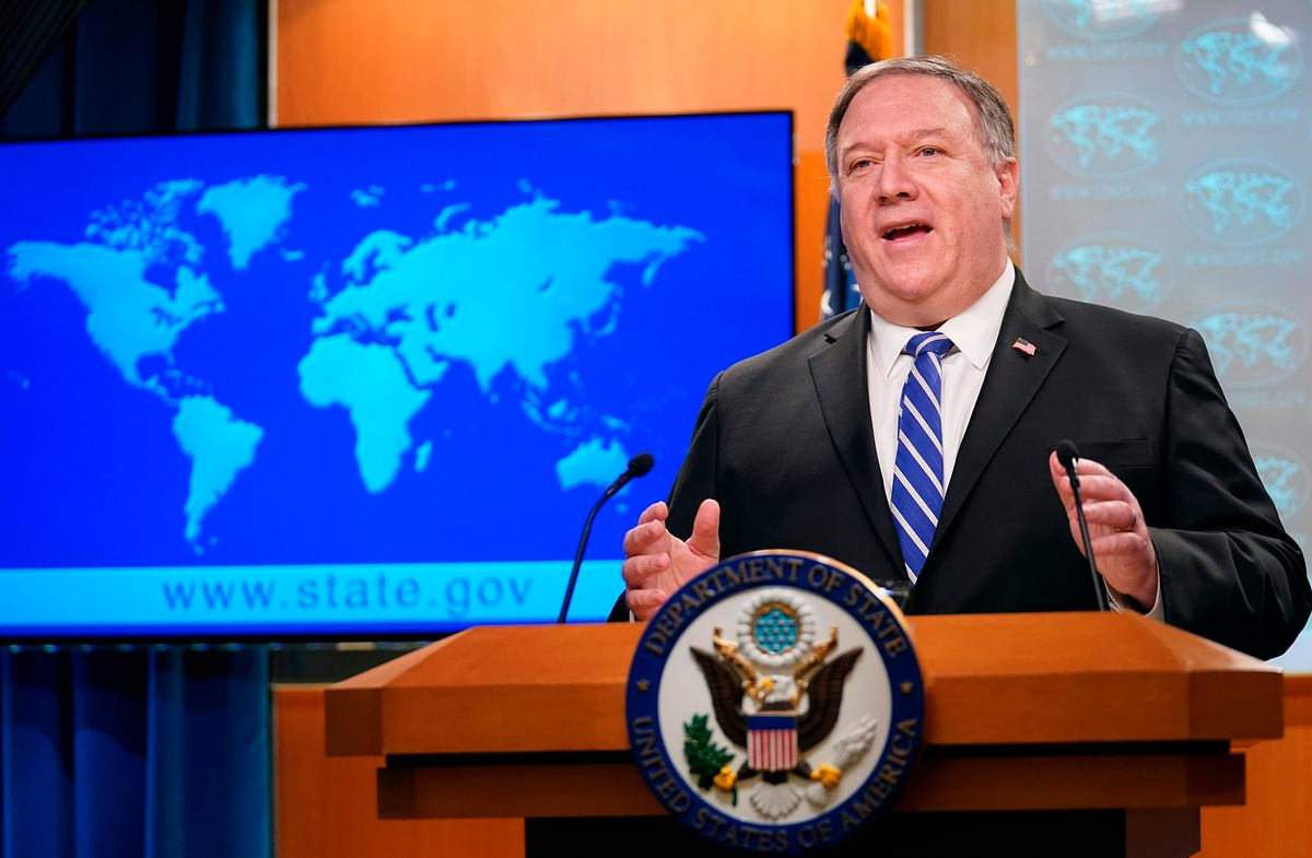 Now, it is the world vs China: Mike Pompeo