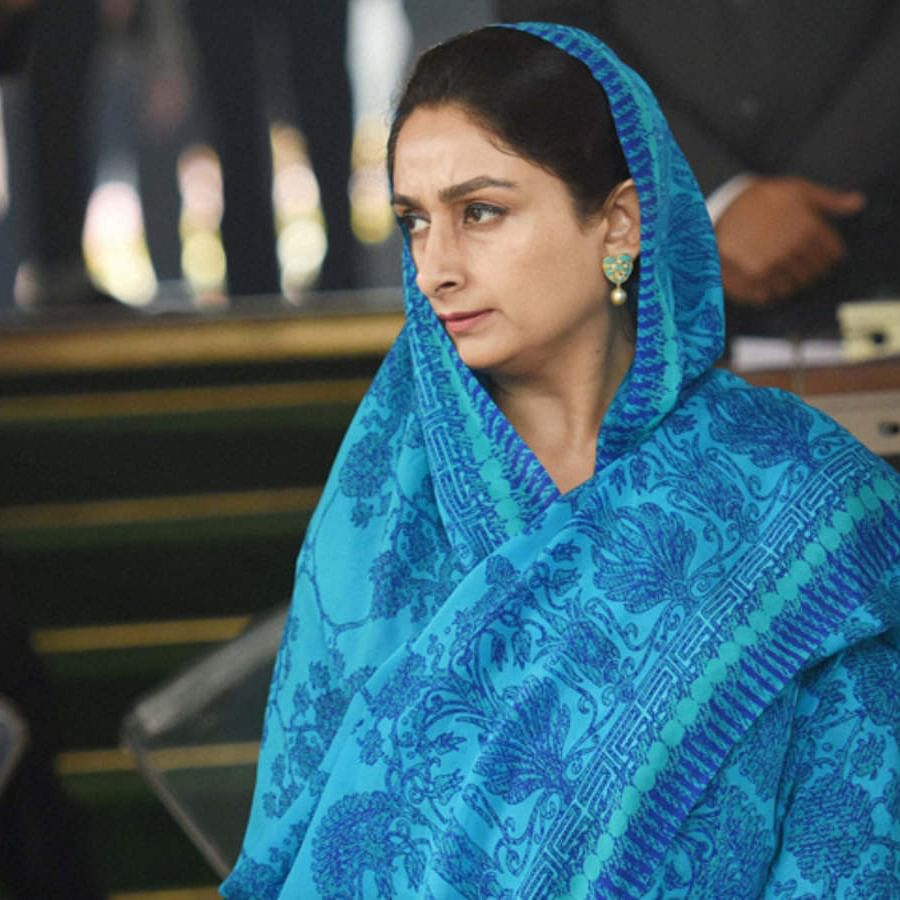 Union Minister Harsimrat Kaur Badal quits Modi govt over farm bills tabled by Centre