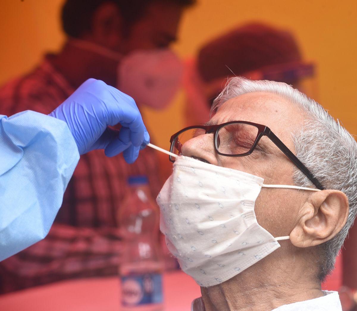 Coronavirus in Maharashtra: State reports 18,105 new COVID-19 cases, tally rises to 8,43,844