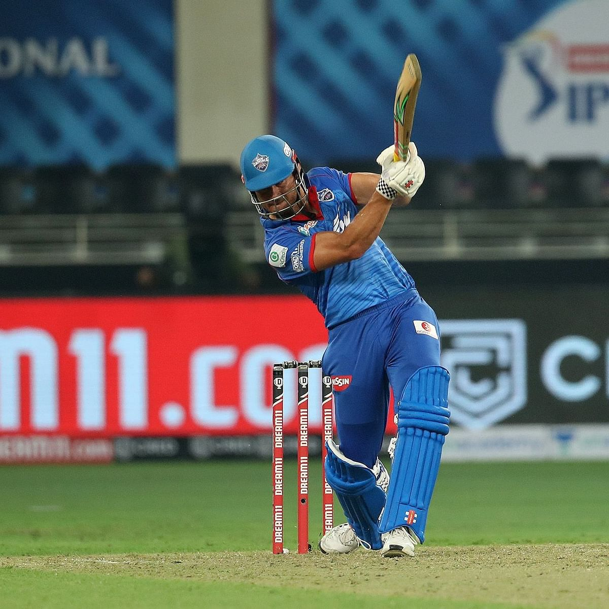 Mumbai Indians vs Delhi Capitals: Marcus Stoinis' second opening spell in IPL fails miserably; becomes first to get golden duck in tournament final