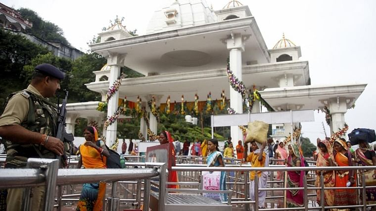 Vaishno Devi Shrine to deliver prasad through speed post across country, ties up with Indian post office